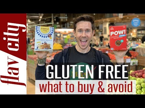 Top 10 Healthiest Gluten Free Foods At The Grocery Store
