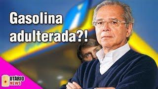 Posto Ipiranga de Bolsonaro com gasolina adulterada?!