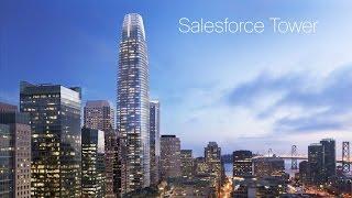 Salesforce Tower (326m) - San Francisco's Future Symbol - Record Setting Tower