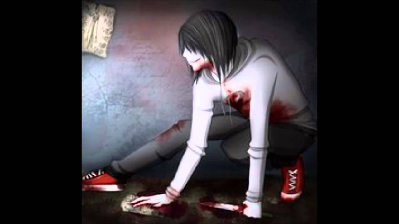 Jeff the killer x reader My immortality part 1