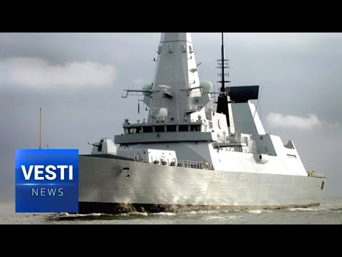Will NATO Violate the Montreux Convention? British Destroyer Equipped With Missiles Enters Black Sea