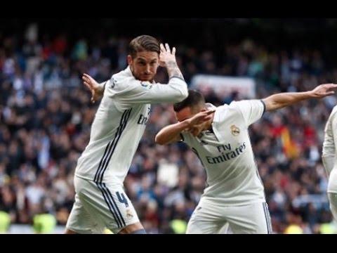 Real Madrid 2-1 Malaga [HD] Goles | COPE | Liga 2017