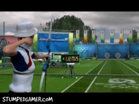 Beijing 2008 - XBOX360 - Archery - Individual