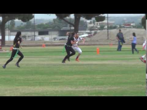 Loma Linda Academy vs. Glendale Adventist Academy Flag Football Championship 18-14