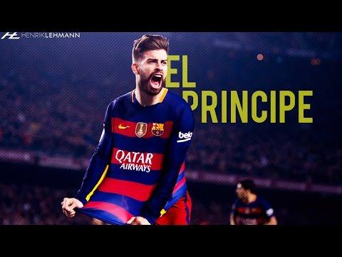 Gerard Piqué - El Príncipe