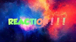 Reacting to the Reaction of the Reaction to the Reaction of the Reaction to the Reaction of the Reac