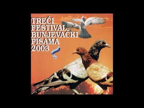 Marinko Rudić Vranić  Bandašica  3. Festival Bunjevački Pisama 2003