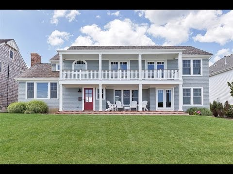Seashore Colonial in Spring Lake, New Jersey