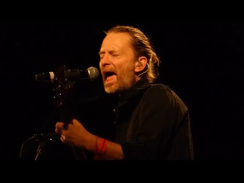 Thom Yorke - The Numbers (Silent Spring) - 2015-12-04 - [Multicam/50fps] - Paris - (Song Debut)
