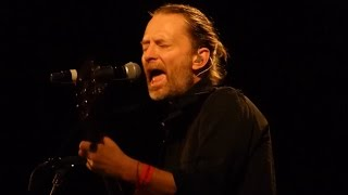 Thom Yorke - Silent Spring - 2015-12-04 - [Multicam/50fps] - Paris, France - (New Radiohead song)