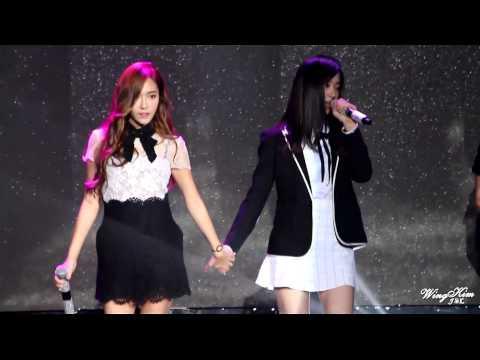 [HD] 140906 Jessica & Krystal - Tik Tok @ LI-NING Fanmeeting