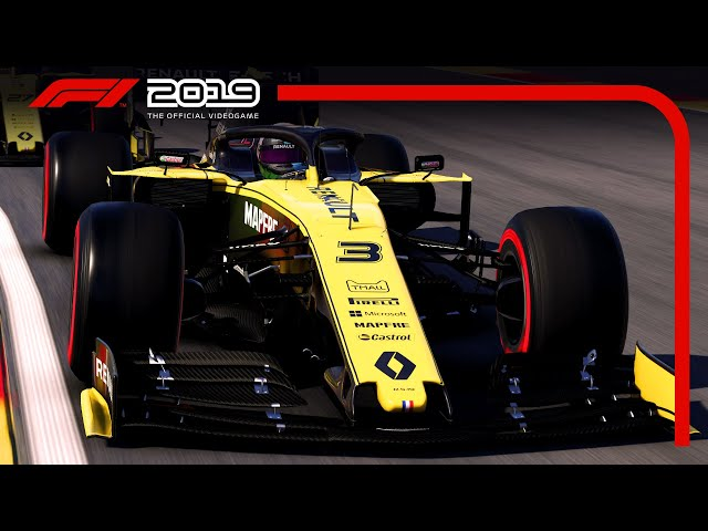 Rivalries Resume With The First F1 2019 Official Game Trailer