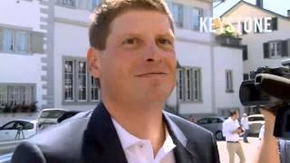 Hier erscheint Jan Ullrich vor Gericht - Anklage - Gericht - Bezirksgericht Weinfelden
