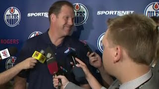 Local Evening News (CTV) July 14, 2015 (Ian Herbers Joins Oilers)
