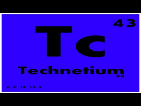 Study guide 43 technetium periodic table of elements youtube study guide 43 technetium periodic table of elements urtaz Images