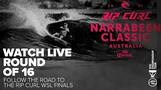 WATCH LIVE The Rip Curl Narrabeen Classic Presented By Corona Round of 16
