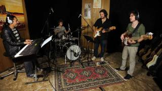 "Andy O'Neil Project - ""Fightback"" LIVE IN STUDIO"