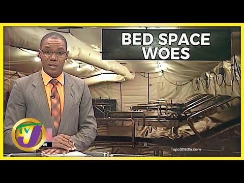 Field Hospitals in Jamaica: Progress Report   TVJ News - August 31 2021