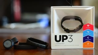 Jawbone UP3 Fitness Tracker Review & Comparison