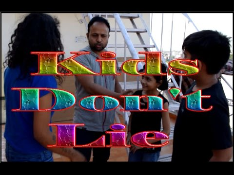 Kids Don't Lie | Comedy Video | Funny Video | Best Kids Video | Bacche Jhuth Nhi Boltey