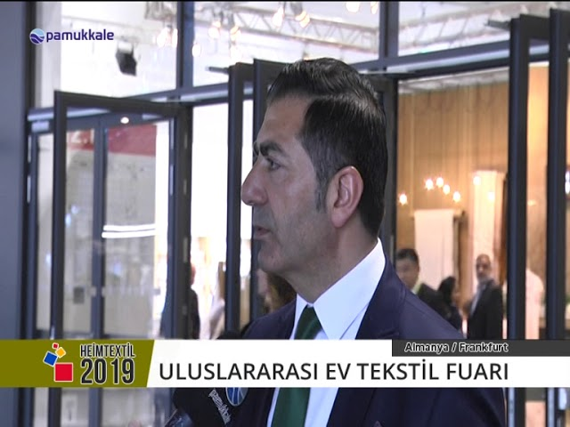 Pamukkale TV-Heimtextil