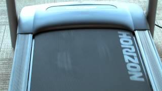 Treadmill Running Belt Alignment - Horizon Fitness - Intl