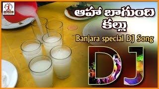 Aaha Bagundi Kallu Telangana DJ Folk Song   Telugu Private Songs   Lalitha Audios And Videos