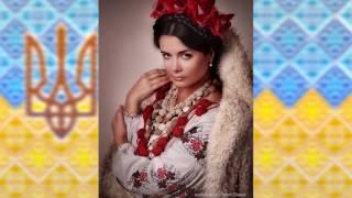 Украинские народные наряды вышиванки женские и мужские Latex и рядом не стоял