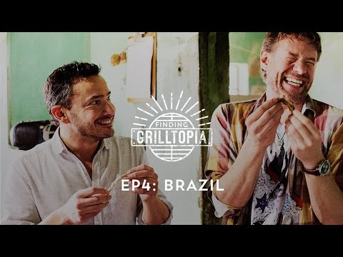 Hellmann's 'Finding Grilltopia' – Ep4 Brazil: Giles Coren