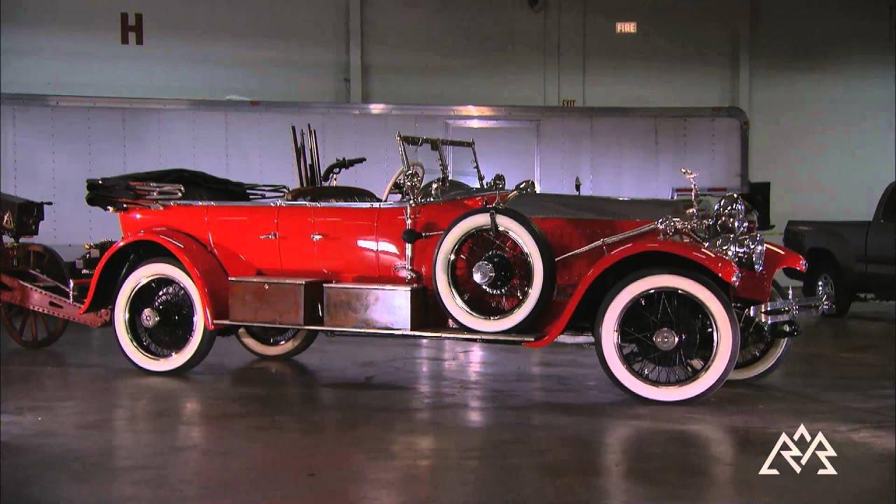 style in steel 1925 rolls royce phantom i torpedo tourer youtube. Black Bedroom Furniture Sets. Home Design Ideas