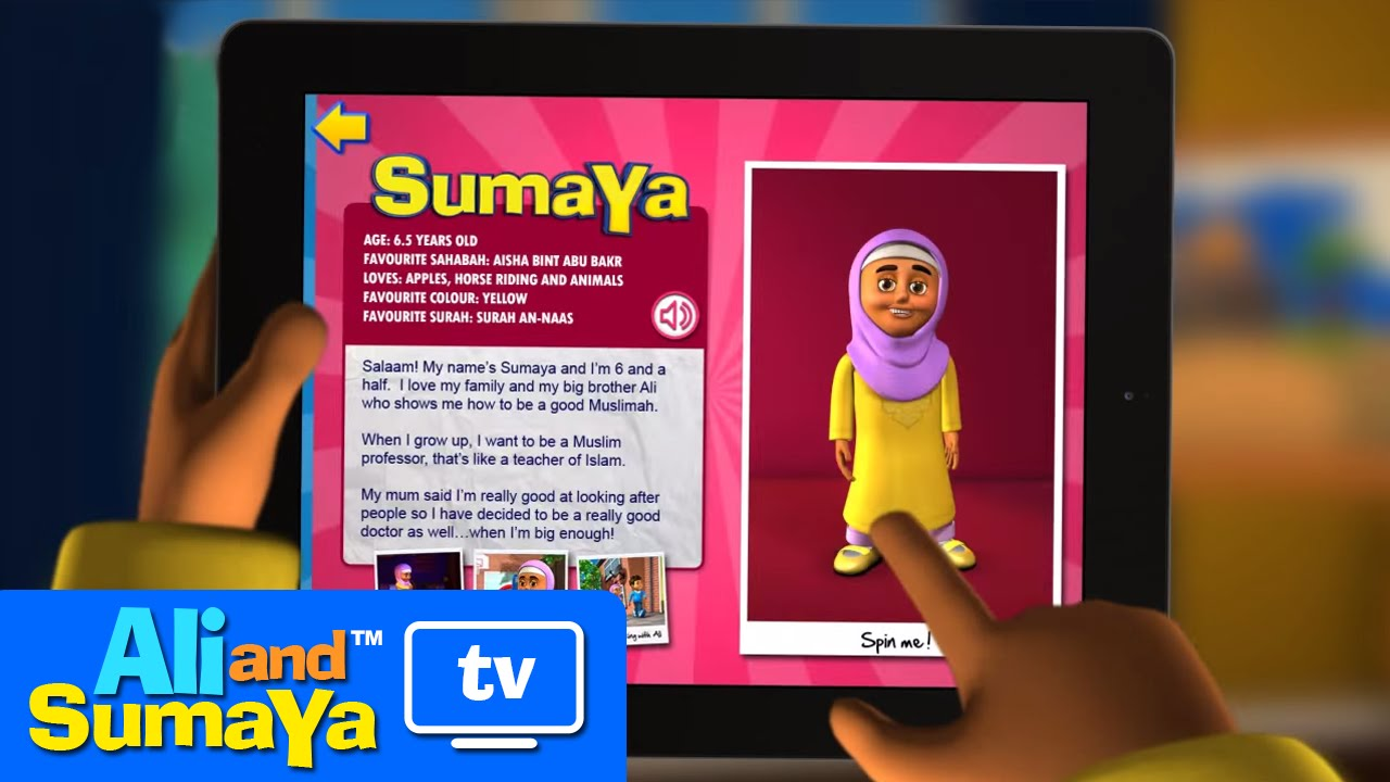 Ali and Sumaya: Let's Pray! for Android - APK Download