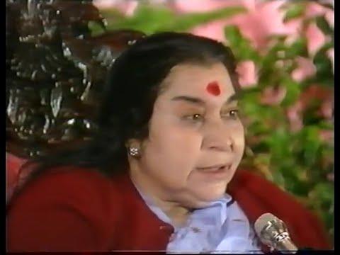 1987-0502 Talk to Sahaja Yogis, Eve of Sahastrara Puja, Thredbo, transcribed