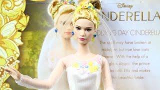 Cinderella Wedding Day / Золушка День свадьбы - Disney Princess / Принцесса Диснея - CHT55