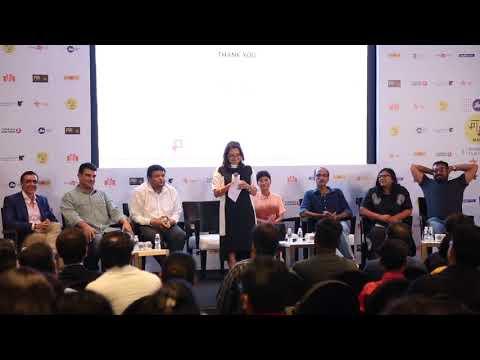Uncut | Mami Film Festival | Press Conference | Anurag Kashyap | Kiran Rao