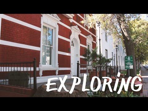 EXPLORING STELLENBOSCH || TRAVEL VLOG #4
