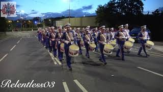 Loyal Sons Of Benagh F B Portadown Defenders Parade 16 08 19