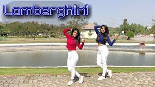 Lamberghini Dance cover   Dorbeen ft. Ragini   Funk n Fusion Squad