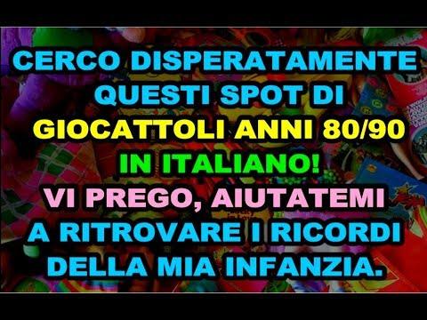 Tondo Rotondo Spot.Help Giocattoli Anni 80 90 Cerco Questi Spot In Italiano