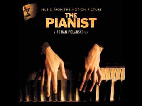 The pianist soundtrack 02 - Nocturne In E Minor, Op. 72, No 1