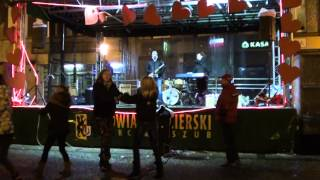 ORLIKOWSKI BAND-(Arek i Paweł) -WOŚP 2014 Kościerzyna ( Cykady & Moja Droga ja Cie Kocham )