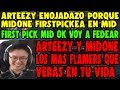(SUBTITULADO) ARTEEZY Y MIDONE SON HUMILLADOS Y PELEAN TODO EL DOTA | DOTA 2