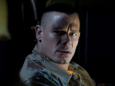 John Cena stars as Fred's dad in