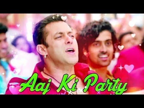 💜💗 Party WhatsApp Status 💜💟 Aaj Ki Party Meri Taraf Se 💜 Bhajrangi Bhaijaan 💜💛 Salman Khan