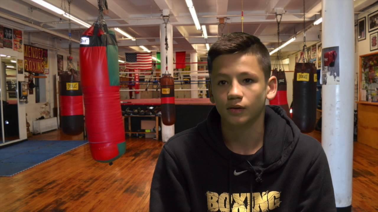 Jorge Carlos Boxing