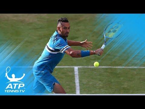 Nick Kyrgios' Best Moments: 2018 ATP Grass-Court Season