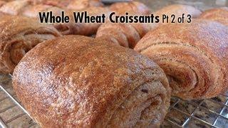 Whole Wheat Croissants Pt 2 Of 3
