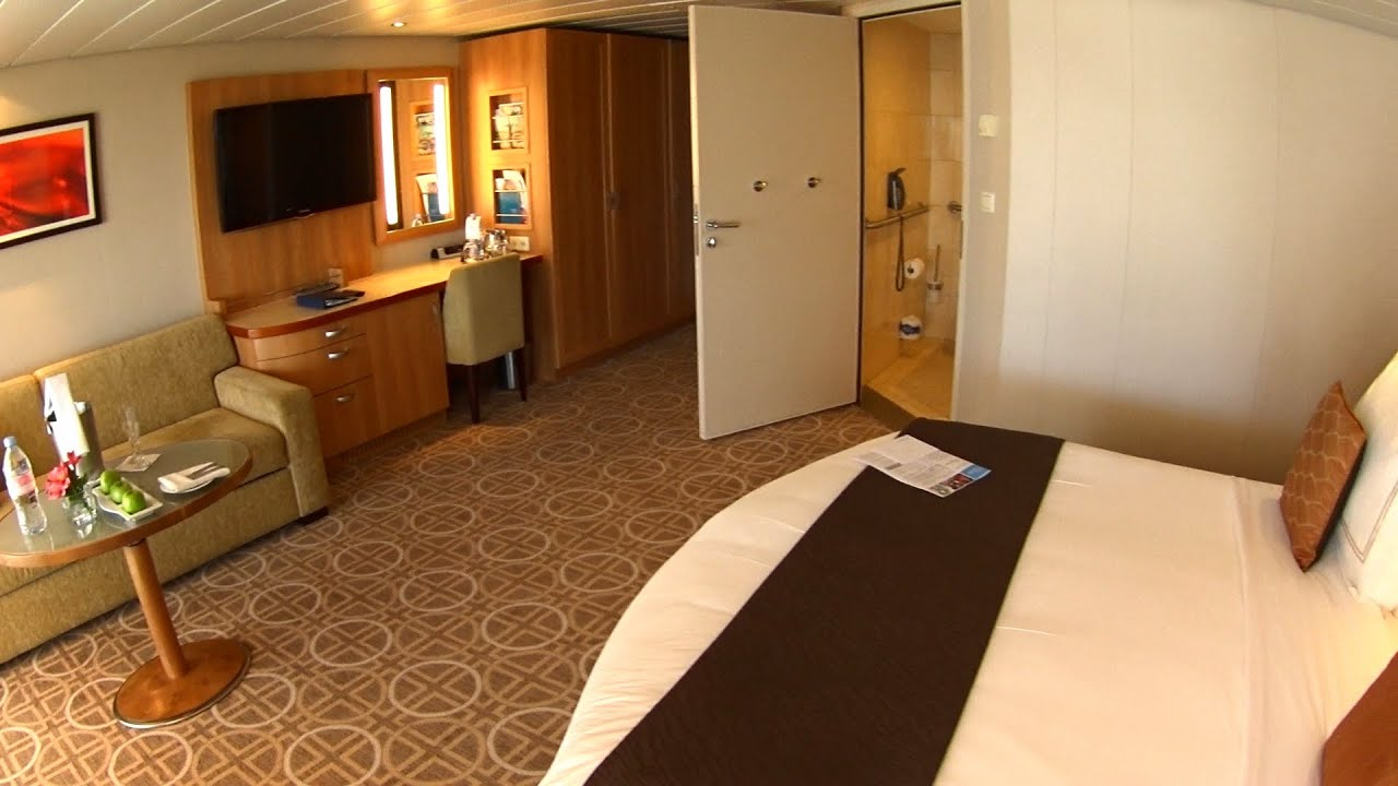 Royal Princess Cruise Ship Tour and Review - YouTube