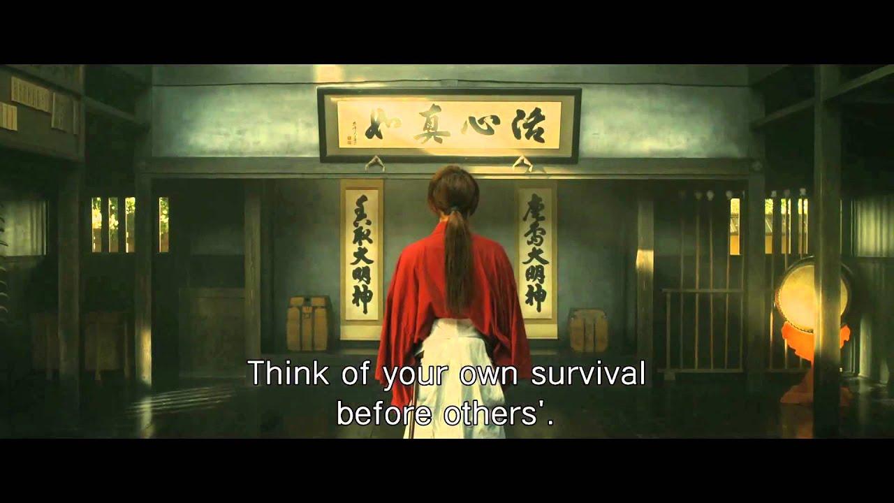 Rurouni Kenshin Trailer & Theme Song Release | Tokyo Otaku