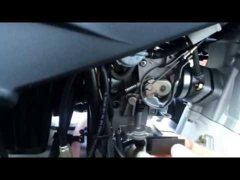 Aeon Cobra 400 Supermoto Entdrosseln Tuning
