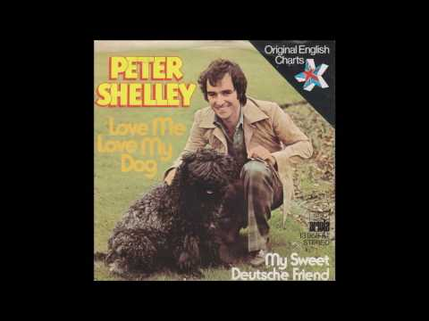 Peter Shelley  1975  Love Me Love My Dog